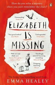 Emma Healey: Elizabeth is Missing cena od 195 Kč