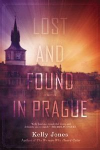XXL obrazek Jones Kelly: Lost and Found In Prague