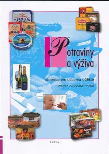 Šebelová Marie: Potraviny a výživa cena od 165 Kč