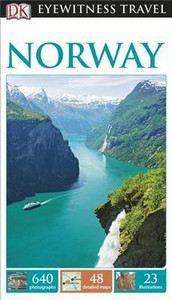 (Dorling Kindersley): Norway (EW) 2015 cena od 539 Kč