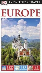 XXL obrazek (Dorling Kindersley): Europe (EW) 2015