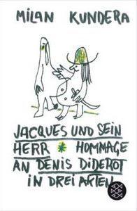 Kundera Milan: Jacques und sein Herr cena od 268 Kč