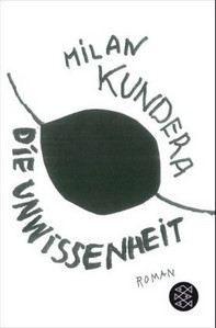 Kundera Milan: Unwissenheit cena od 296 Kč