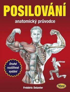 Fréderic Delavier: Posilování - anatomický průvodce cena od 469 Kč
