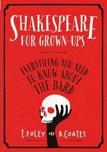 Coates: Shakespeare For Grown Ups cena od 285 Kč