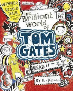 Pichon Liz: Tom Gates(1) cena od 60 Kč
