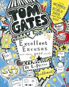 Pichon Liz: Tom Gates(2) cena od 199 Kč