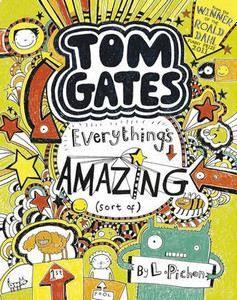 Pichon Liz: Tom Gates(3) cena od 212 Kč