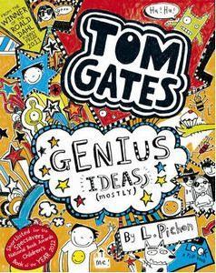 Pichon Liz: Tom Gates(4) cena od 212 Kč