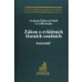 Zákon o zvláštních řízeních soudních cena od 1266 Kč