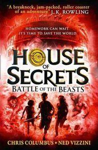Columbus Vizzini: Battle of the Beasts (House of Secrets #2) cena od 178 Kč