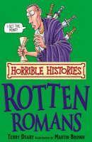 Deary Terry: Horrible Histories. Rotten Romans cena od 89 Kč