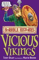 Deary Terry: Horrible Histories: Vicious Vikings cena od 89 Kč