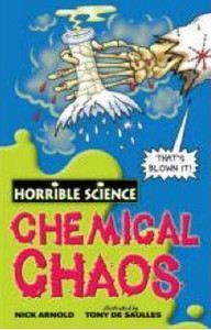 Arnold Nick: Horrible Science: Chemical Chaos cena od 89 Kč