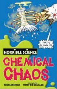 Arnold Nick: Horrible Science: Chemical Chaos cena od 89 Kč