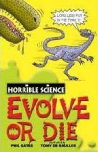 Arnold Nick: Horrible Science: Evolve or Die cena od 89 Kč