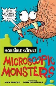 XXL obrazek Arnold Nick: Horrible Science: Microscopic Monsters