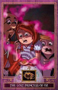 Baum Frank: The Lost Princess of Oz (The Wizard of Oz Collection) cena od 89 Kč