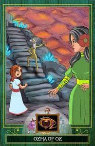 Baum Frank: Ozma of Oz (The Wizard of Oz Collection) cena od 89 Kč
