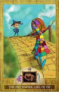 Baum Frank: The Patchwork Girl of Oz (The Wizard of Oz Collection) cena od 89 Kč