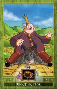 Baum Frank: Rinkitink in Oz (The Wizard of Oz Collection) cena od 89 Kč