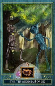 Baum Frank: The Tin Woodman of Oz (The Wizard of Oz Collection) cena od 89 Kč