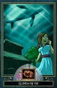 Baum, L Frank: Glinda of Oz (The Wizard of Oz Collection) cena od 89 Kč