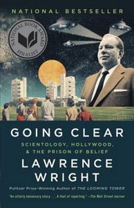Wright Lawrence: Going Clear: Scientology, Hollywood, and the Prison of Belief cena od 449 Kč
