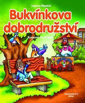 Helena Šťastná: Bukvínkova dobrodružství cena od 132 Kč