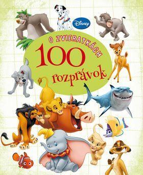 100 rozprávok o zvieratkách cena od 412 Kč