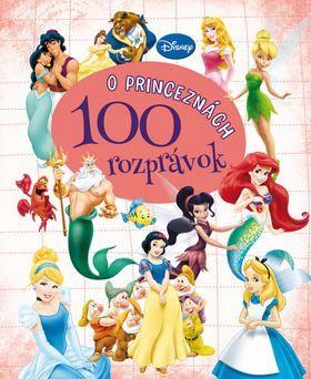 Walt Disney: 100 rozprávok o princeznách cena od 384 Kč