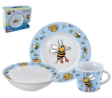 Orion Bee jídelní souprava 3 ks cena od 187 Kč