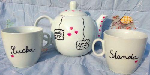 LASY Můj čaj, Tvůj čaj Set pro dva cena od 685 Kč