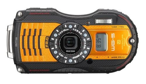 Pentax Ricoh WG-5  cena od 7490 Kč
