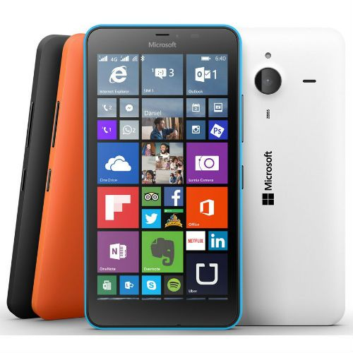 Microsoft Lumia 640 XL  cena od 3543 Kč