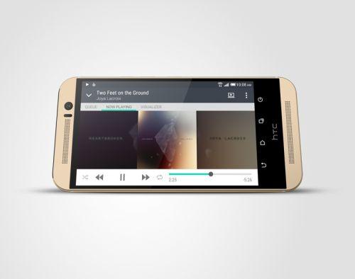 HTC One M9 cena od 7495 Kč