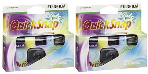 Fujifilm 1x2 Quicksnap Flash 27