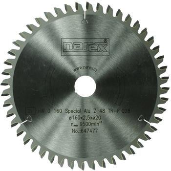 Narex 160×2.5×20 48TFZ