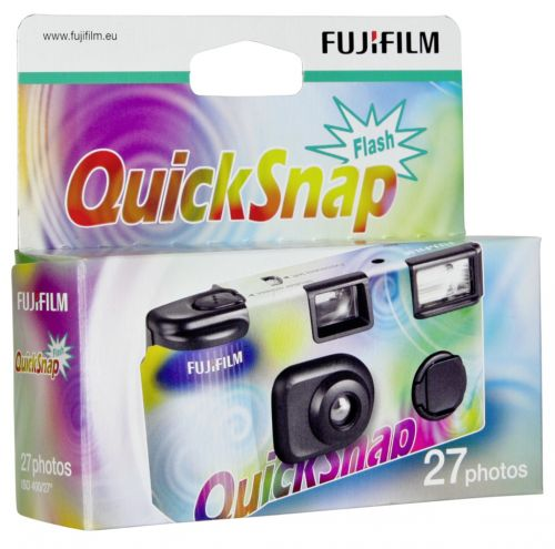 Fujifilm 1 Quicksnap Flash 27
