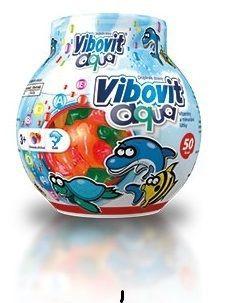 Teva Vibovit Aqua 50 bonbonů