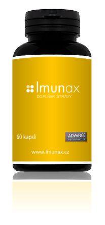ADVANCE NUTRACEUTICS Imunax podpora imunity 60 kapslí