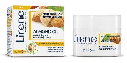 Lirene H&V Krém mandlový olej DEN/NOC 50 ml