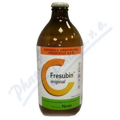Fresubin Original s oříškovou příchutí 500 ml cena od 721 Kč