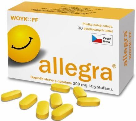 Allegra COMFORT 30 tablet