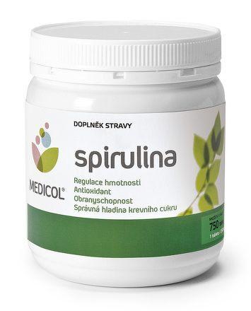 ASP Spirulina MEDICOL 750 tablet