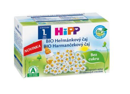 HiPP BIO Heřmánkový čaj 20x1,5 g