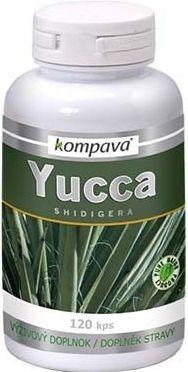 Yucca Shidigera 450 mg 120 tobolek