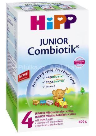 HiPP 4 Junior Combiotik 600 g