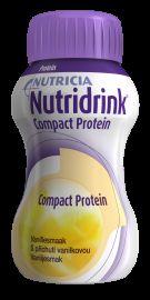 Nutridrink Compact Protein Vanilka 4x125 ml cena od 187 Kč