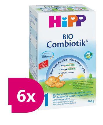 HiPP 1 BIO Combiotik 6 x 600 g